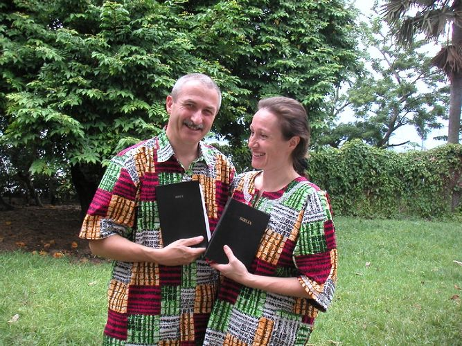 2004 Mission In the Congo