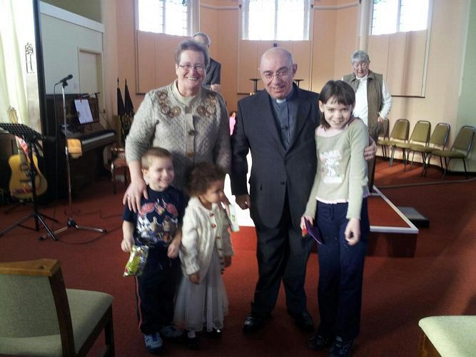 2012 Junior Church