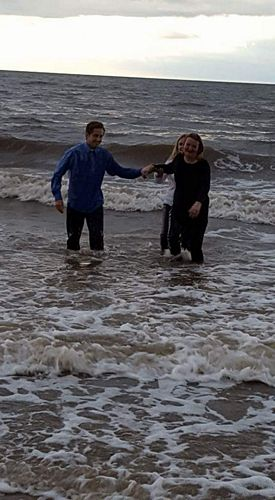 2016 Baptism in the Sea