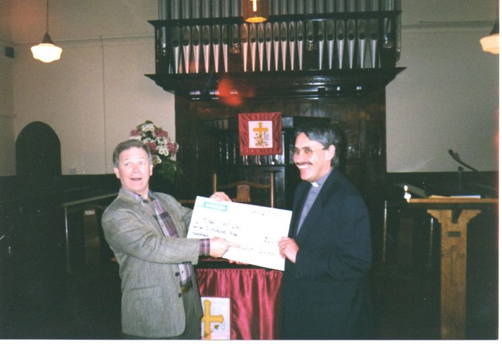 1999 Vic Jacopson of Hope Now